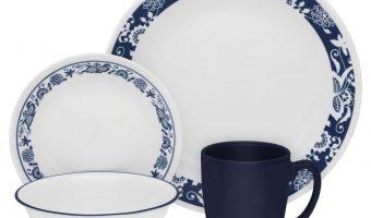 Corelle Livingware 16-Piece Dinnerware Set $27.99 (reg. $39.99)