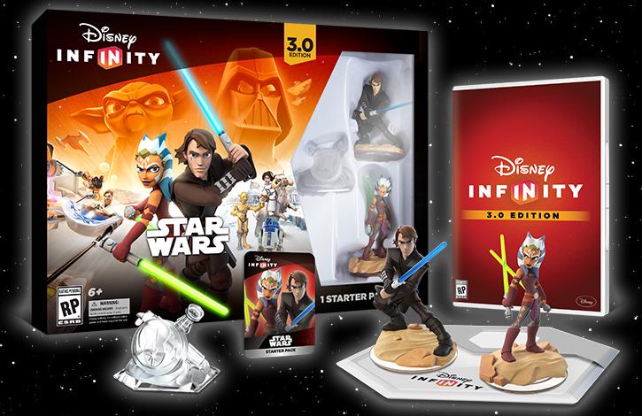 Disney Infinity 3.0 Edition Starter Pack