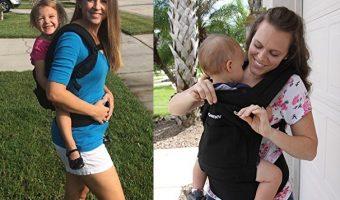 Ergonomic Baby Carrier $14.99 (reg. $69.99)