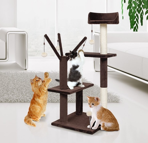Finether Cat Tree Tower