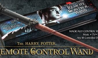 Harry Potter Remote Control Wand $34.99  Today Only (reg. $56.40)