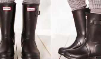 Hunter Womens Rain Boots Ship for $75.99!