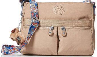 Kipling Angie Solid Convertible Crossbody Bag $25.03 (reg. $79)