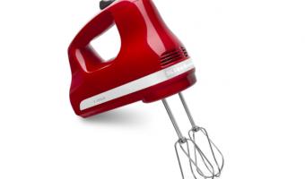 KitchenAid 5-Speed Ultra Power Hand Mixer at BEST Price!