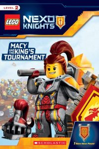 Macy and the King's Tournament