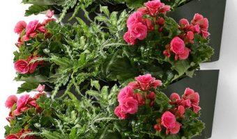 Multi-pocket Wall Mount Garden Planters As Low As $11.77