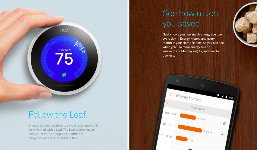 Justifying the Nest Thermostat by looking for a coupon