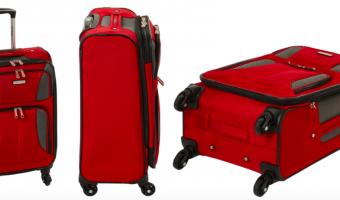 Samsonite 20″ Spinner Suitcase $59 (Regularly $119.99)