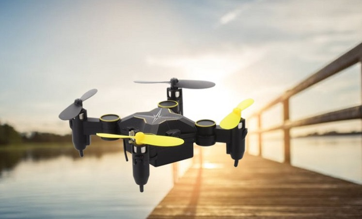 Sky Beetle Mini RC Drone with Camera