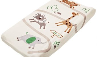 Summer Infant Ultra Plush Changing Pad Covers As Low As $4.90 (reg. $9.99+)
