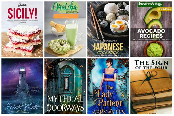 10 Free Kindle Books (04/23/18)