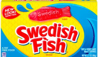 Stock Up Price on Swedish Fish Candy!