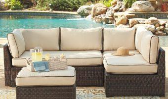 Ashley Furniture Outdoor Furniture Starting At $73.26 (reg. $110.70+)
