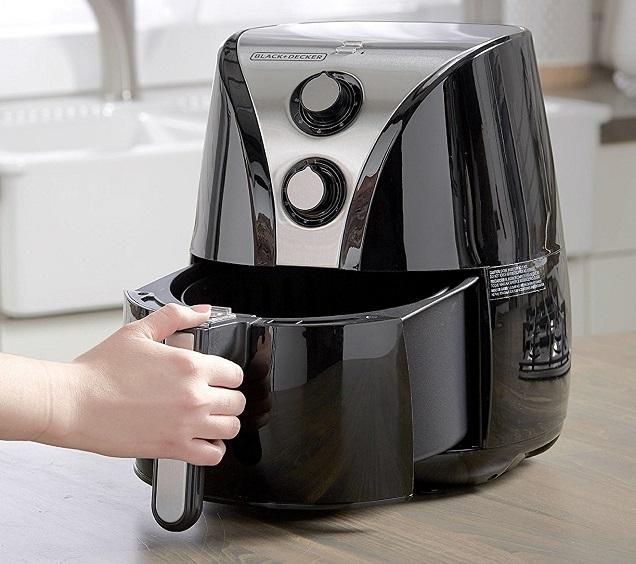 BLACK+DECKER Purify 2-Liter Air Fryer
