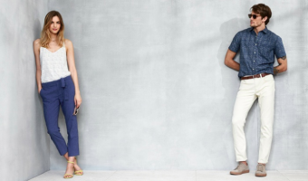 $50 Banana Republic Factory Outlet Groupon Just $30!