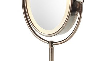 Conair Double-Sided Lighted Makeup Mirror $24.99 Today Only (reg. $49.99)