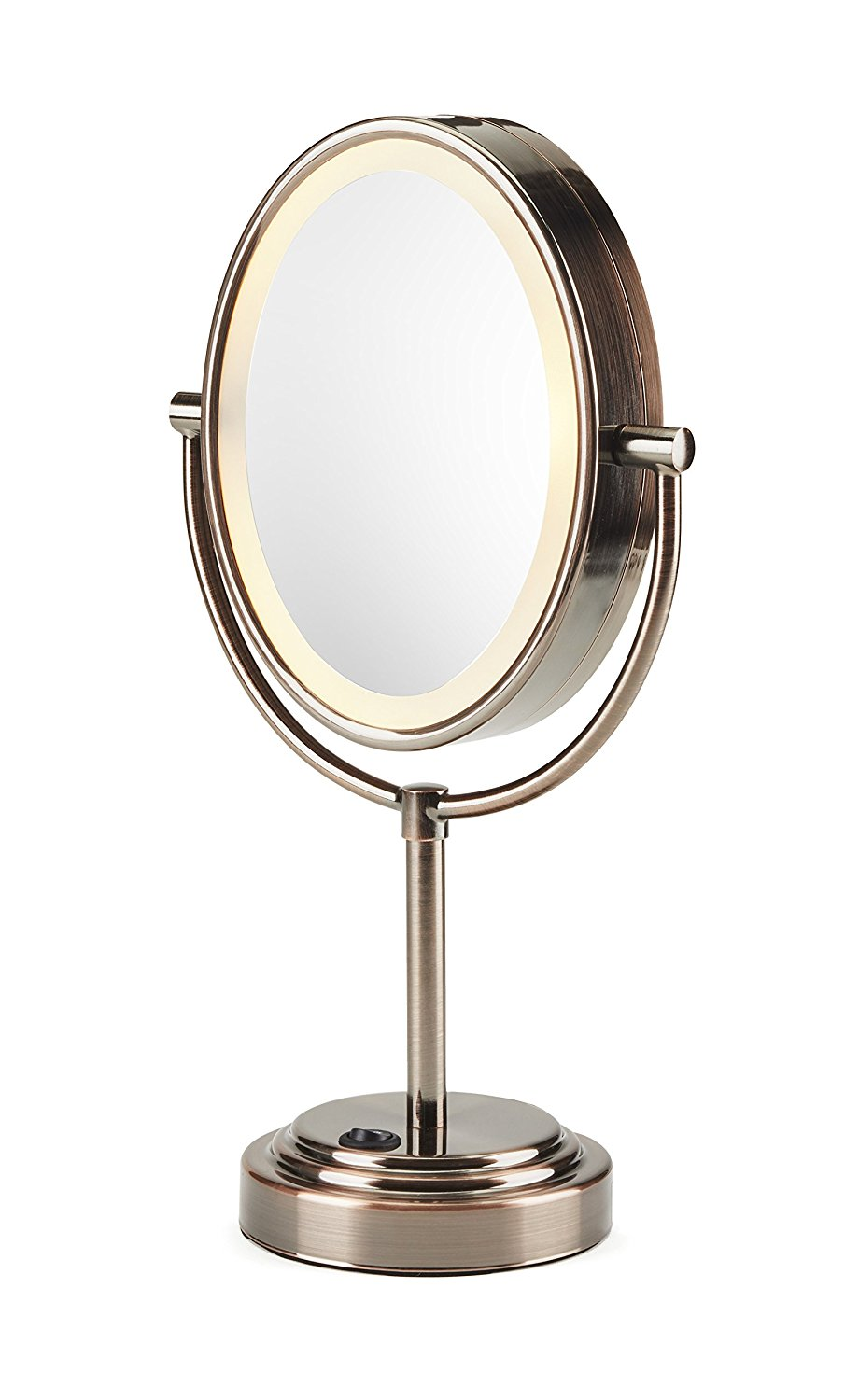 Conair Double Sided Lighted Makeup Mirror 24 99 Today