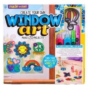 Create Your Own Window Clings