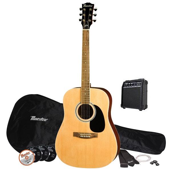 Gibson Maestro Guitar Bundles