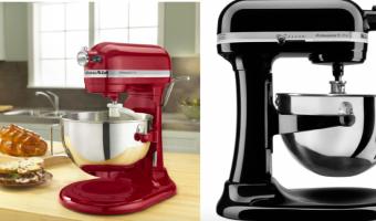 KitchenAid Professional 5-Quart Bowl-Lift Stand Mixer ONLY $199.99 (Reg. $429.99!)