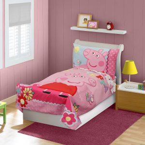 Peppa Pig Toddler Bedding Set