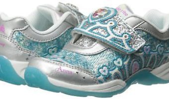 Stride Rite Disney Frozen Light-Up Sneakers $14.99 (reg. $52)