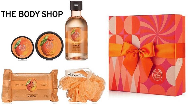 The Body Shop Mango Gift Set