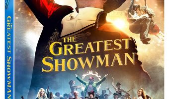 The Greatest Showman on Blu-ray $15 (reg. $19.99)