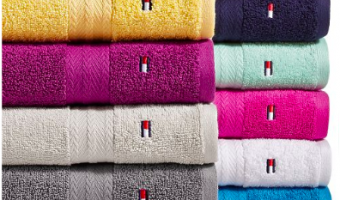 Tommy Hilfiger Bath Towels Only $5.99 at Macy's (Regularly $16)