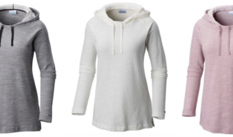 Columbia Women's Hoodies Just $15.99 Shipped!