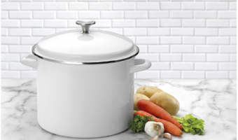 12-Quart Cuisinart Stockpot ONLY $27.33 (Reg. $100!)