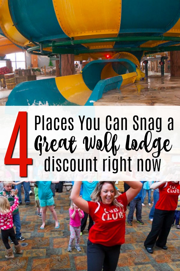 Great Wolf Lodge is a really fun family vacation!