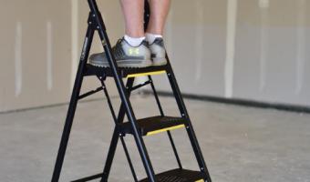 HomeDepot.com: 3-Step Stool Ladder $29.98 & More