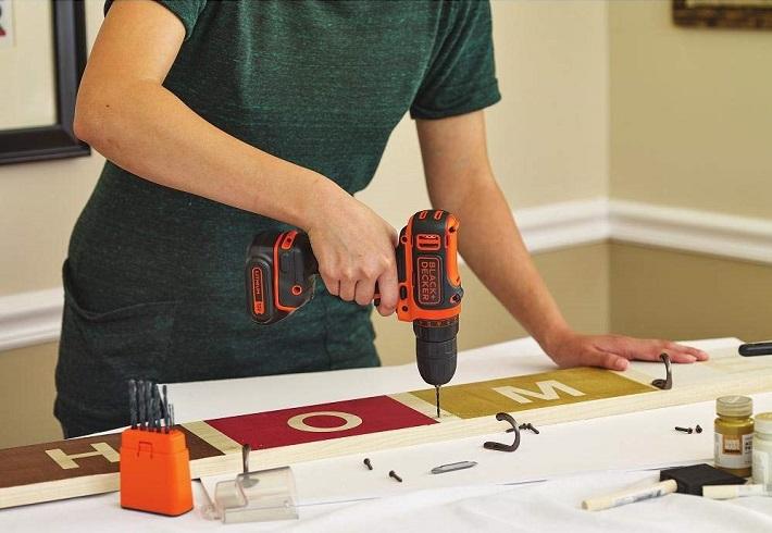 Black & Decker 12V MAX Lithium Drill