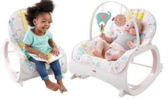 Fisher-Price Infant-to-Toddler Rocker $27.00 (reg. $44.99)