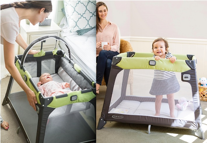 Graco Pack N' Play Playard Nimble Nook