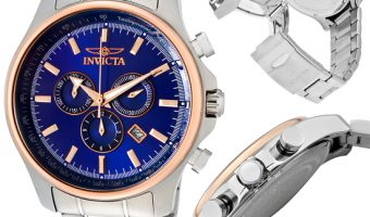 Father's Day Gift Watches From Invicta As Low As $33.99 (reg. $53.95+)