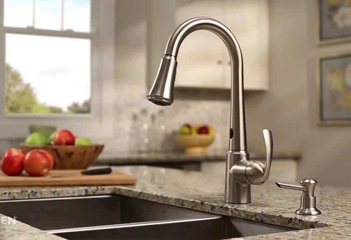 Moen Arbor Motionsense Kitchen Faucets Starting At 246 76 Reg 352 52