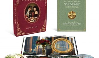Outlander On Blu-Ray As Low As $13.80 Per Season Today Only