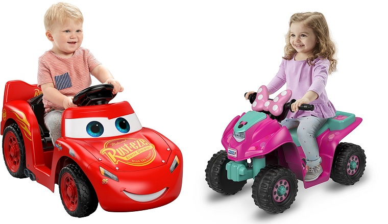 Power Wheels Starting At $59.25 Today Only (reg. $89.99+)