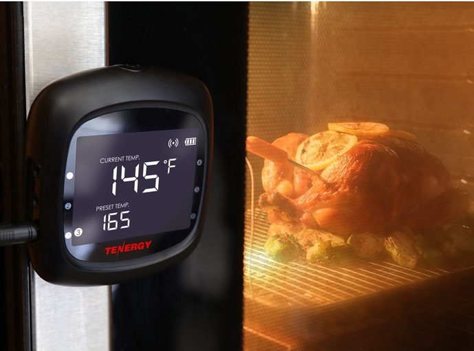 Tenergy Digital Bluetooth Meat Thermometer