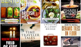 10 Free Kindle Books (06/14/18)