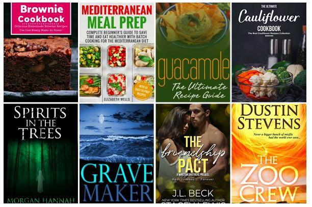 10 Free Kindle Books (06/18/18)