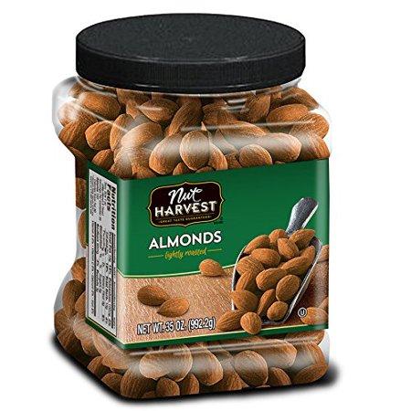 36 Ounce Lightly Roasted Almonds