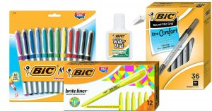 BIC Writing Supplies