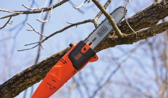BLACK+DECKER 10-Inch Corded Pole Saw $65.14 (reg. $99.99)