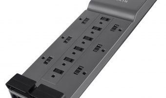 Belkin 12-Outlet Power Strip Surge Protector $14.39 (Was $18.99)