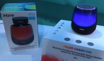 Color Changing Bluetooth Speaker for Amazon Echo Dot $41.99 (reg. $59.83)
