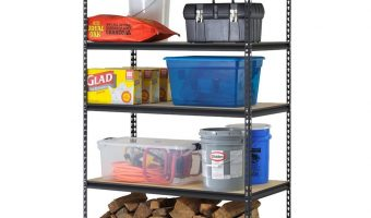 Edsal Steel Storage Rack $50.73 (reg. $99)