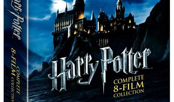Harry Potter Complete 8-Film Collection on Blu-Ray $28.99